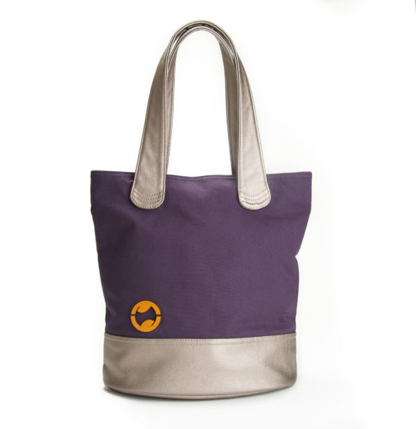 eco friendly purse and laptop tote