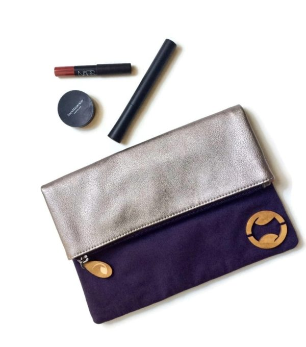 ipad purse and vegan clutch, cruelty free