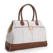 canvas travel bag and organic yoga bag
