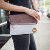 summer crossbody bag & gray crossbody purse