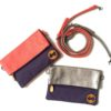 vegan designer handbags with organic cotton and eco friendly dyes