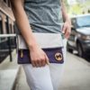 foldover clutch and non toxic purse