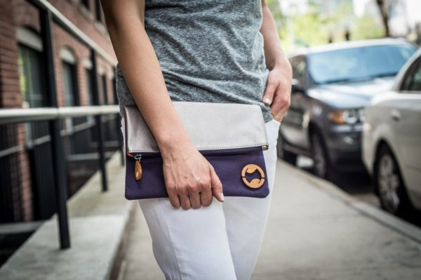 foldover clutch and non toxic purse