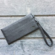 wallet purse, vegan leather