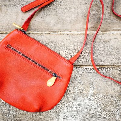 vegan handbag and crossbody purse