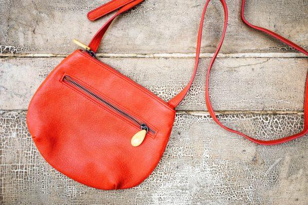 vegan handbag and crossbody purse