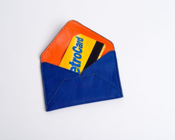 card holder wallet in vegan leather, cruelty free
