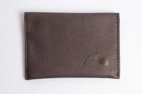 vegan leather credit card case & unisex card holder
