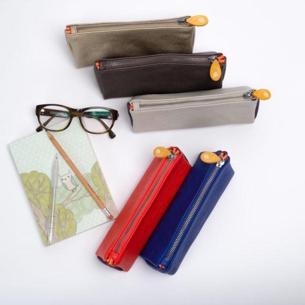 makeup bag & pencil pouch
