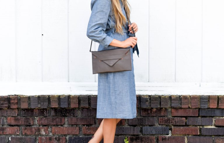 vegan leather bag and clutch