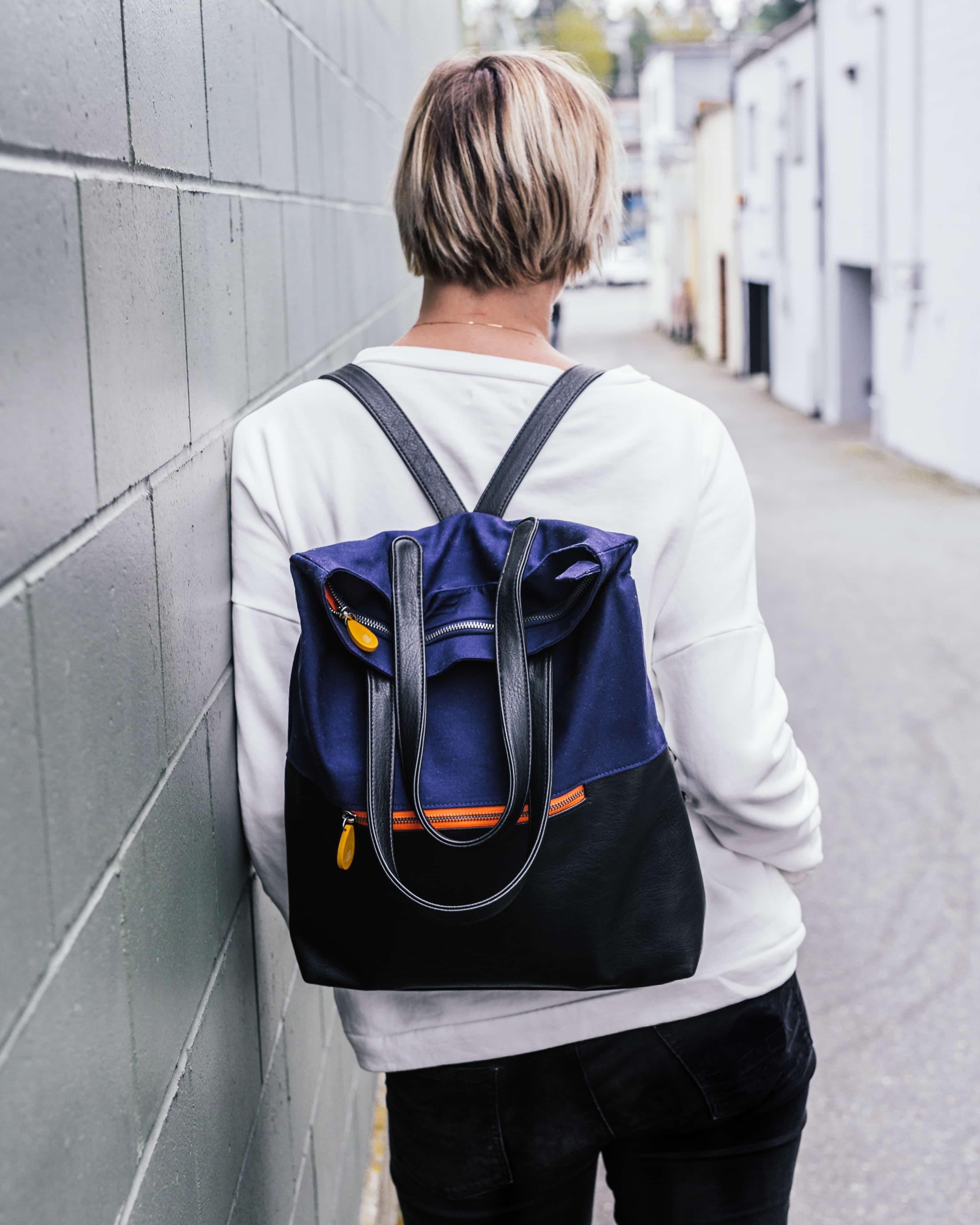 7a83250e23c9 Greenpoint Vegan Backpack
