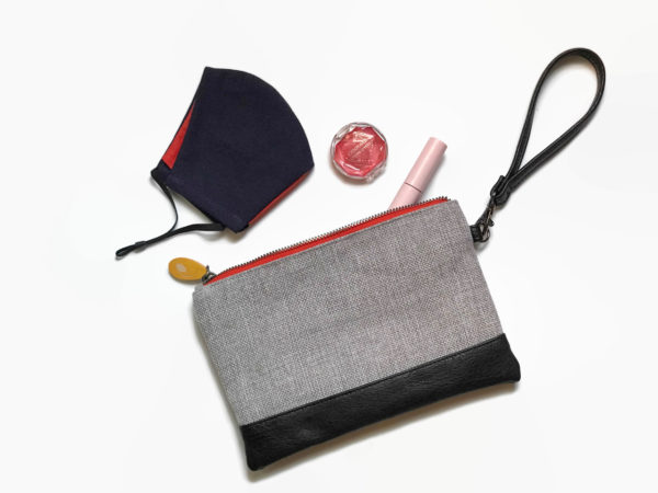 wristlet clutch and wallet